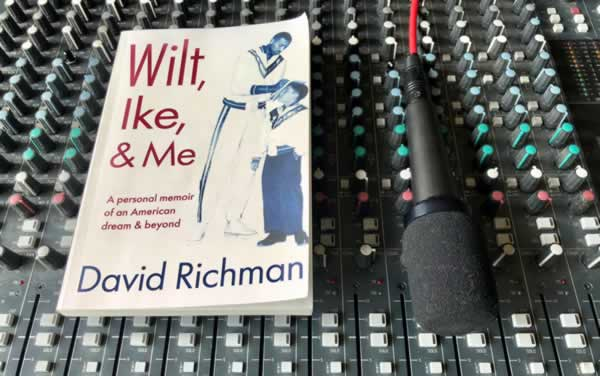 Walt, Ike, and Me, by David Richman – the Audiobook