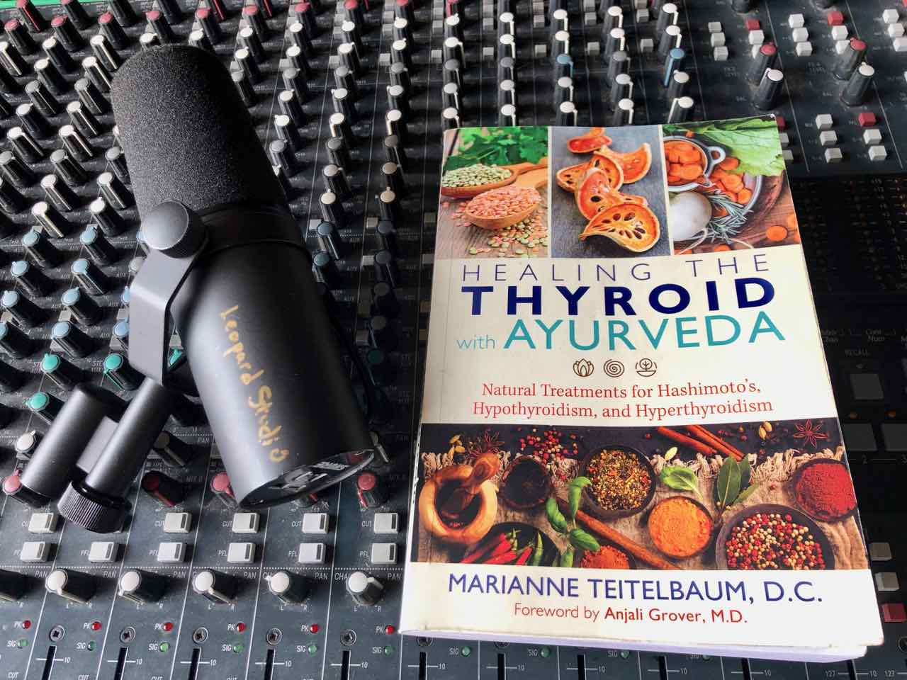 Healing The Thyroid Audiobook