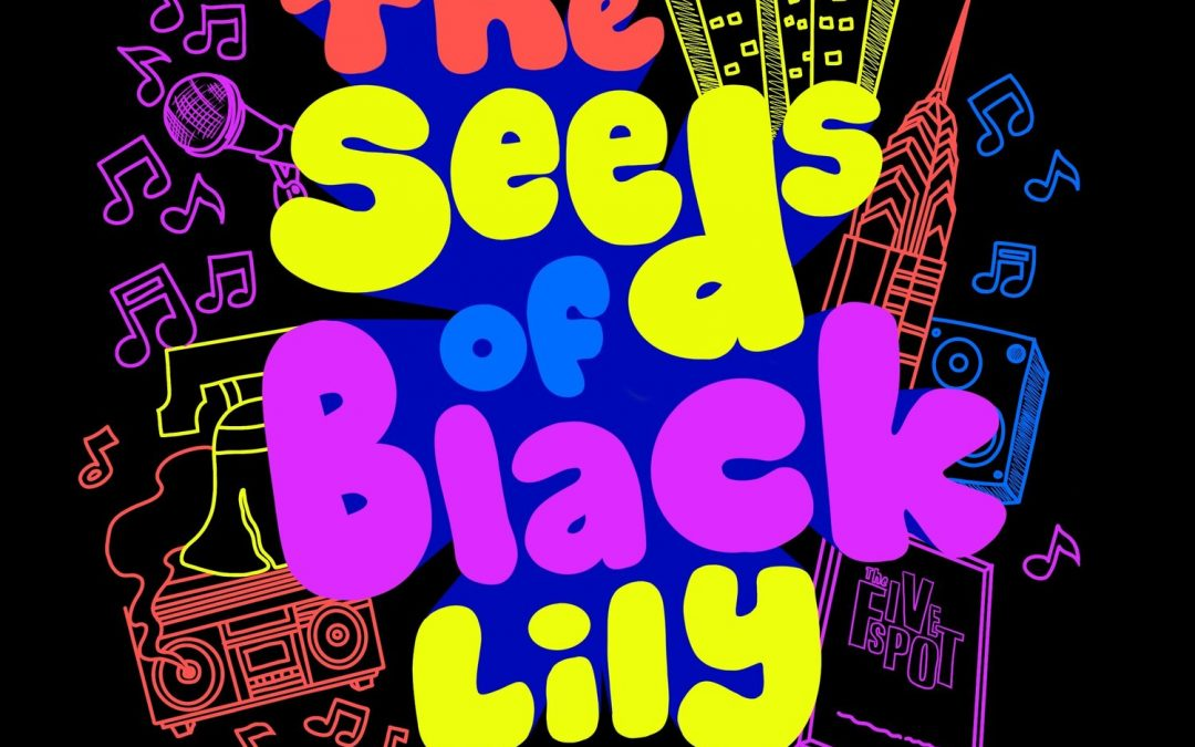New Podcast:  Seeds of The Black Lily:  by 808s & Jazz Breaks